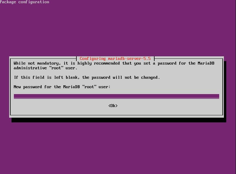 MariaDB Configuration