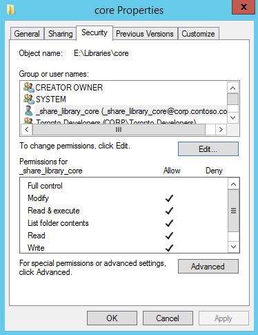 Folder Redirection - Part 4: Group Policy configuration