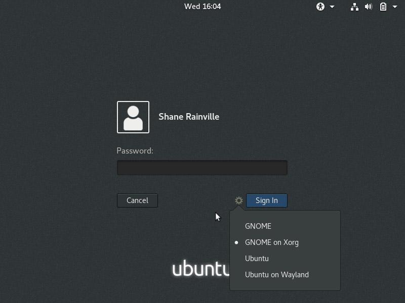 How to install Vanilla Gnome on Ubuntu 18 04 - Serverlab