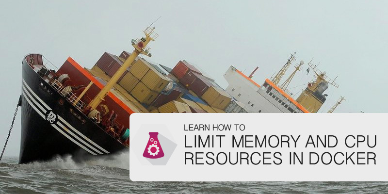 Limit CPU and memory in Docker