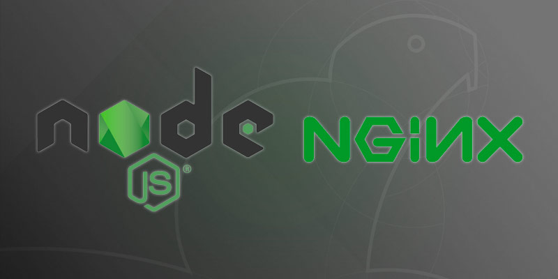 NodeJS with NGINX on Ubuntu 18.04