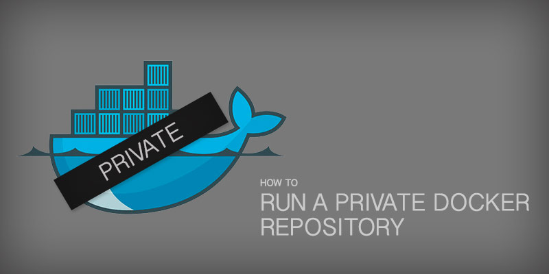 Private Docker repository