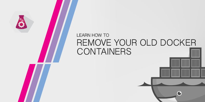 Remove old Docker containers