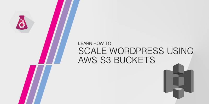 Scale WordPress using S3 buckets