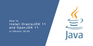 How to Install OracleJDK 11 and OpenJDK 11 on Ubuntu 18.04