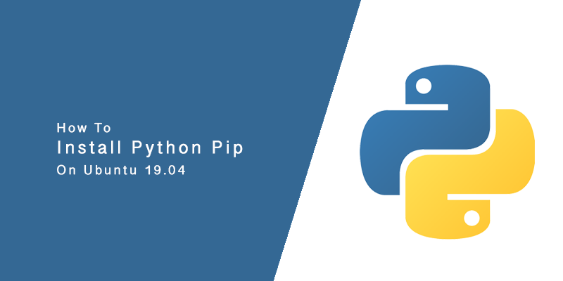 How to install Python Pip on Ubuntu 19.04